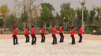 宋庄老年健身队广场舞 想啊 表演 团队版
