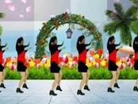 衡水阿梅广场舞《曼丽》原创16步