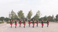安徽池州熙苑健身队广场舞《红马鞍》原创舞蹈 表演 团队版