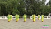 郑州市呢哝舞蹈艺术团二队广场舞 千里共婵娟 表演 团队版
