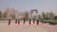 安徽池州柳月健身队广场舞《月亮女神》原创舞蹈 表演 团队版
