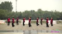 郑州市美丽四季舞蹈队1队广场舞 美人 表演 团队版
