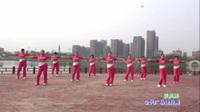 蒙城罗集秀梅健身队广场舞《爱疯舞》原创舞蹈 表演 团队版