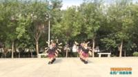陕西华阴罗敷横上村三凤舞蹈队广场舞 【爱的世界只有你】 表演 团队版
