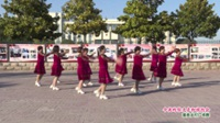 河南省周口市郸城县石槽好日子广场舞队广场舞  今夜的你又在和谁约会 表演 团队版