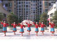 杨市孙水河社区舞蹈队广场舞 最美草原 表演 团队版