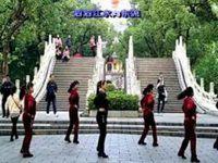 漓江飞舞广场舞《红星照我去战斗》