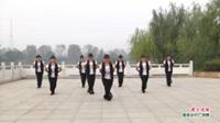 河南省项城市牛牛舞蹈队广场舞  爵士风情 表演 团队版