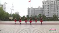 武汉黄陂横店美丽健康动感舞蹈队广场舞《我们好好爱》表演 团队版