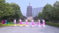 潇湘丽人队 旗袍美人 表演 团队版
