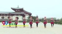 红枫月影舞队 中国梦 表演 团队版