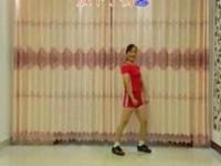 济南春玲广场舞《跟我一起飞》原创现代舞 附正背面口令分解动作教学演示