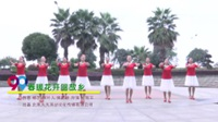湖南省岳阳岳纸广场舞队 春暖花开回故乡 表演 团队版