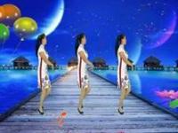 衡水阿梅广场舞《旗袍美人》原创16