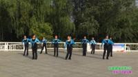 郑州市棒棒舞蹈3队广场舞 有氧健身操第6节 表演 团队版