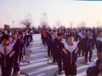 郦影广场舞《流光溢彩》编舞郦影 呼啦圈操 团队演示
