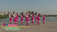 河南省焦作市芳华舞蹈队七对广场舞  云端天堂 表演 团队版