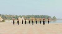宁乡创业广场舞队广场舞 中国梦 表演 团队版