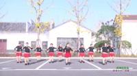 湖南汉寿坡头镇坡头快乐舞蹈队 暖暖的幸福 表演 团队版