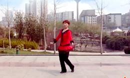 hehe+大众健身队《幸福舞曲》原创舞蹈 附正背面口令分解教学演示