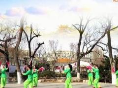 刘荣广场舞《中国有个小地方》原创舞蹈 附正背面口令分解教学演示