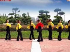 舞动旋律2007健身队《问候你》原创舞蹈 附正背面口令分解教学演示