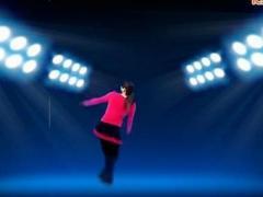 鄂州益馨广场舞《张灯结彩》原创舞蹈 附正背面口令分解教学演示
