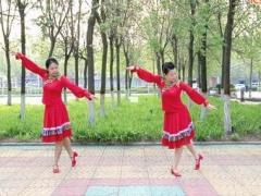 云裳广场舞《牧马少年》原创舞蹈