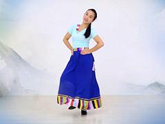 糖豆广场舞课堂《毛主席的光辉》编舞娜娜 附正背面口令分解教学演示