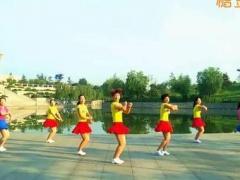 hehe+大众健身队《小幸福》原创舞蹈 附正背面口令分解教学演示