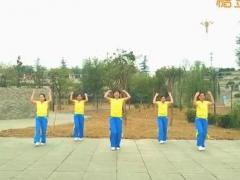 hehe+大众健身队《就是让你美》原创舞蹈 附正背面口令分解教学演示