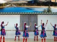 刘荣广场舞《最美的歌儿唱给妈妈》原创舞蹈 附正背面口令分解教学演示