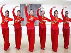 刘荣广场舞《黑眼睛》原创舞蹈 附正背面口令分解教学演示