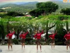 刘荣广场舞《我好蓝瘦我香菇》原创舞蹈 附正背面口令分解教学演示