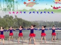 青儿广场舞《坏坏坏》 原创舞蹈 附正背面口令分解教学演示