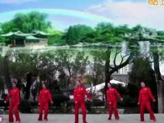 刘荣广场舞《幸福来》原创舞蹈 附正背面口令分解教学演示