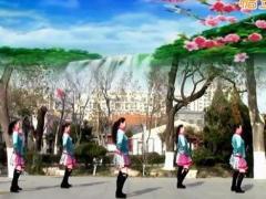 刘荣广场舞《爱谁谁谁》原创舞蹈 附正背面口令分解教学演示
