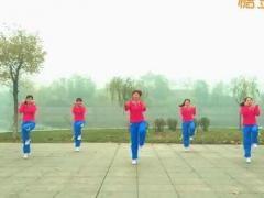 hehe+大众健身队《热情的沙漠》原创舞蹈 附正背面口令分解教学演示
