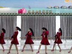 刘荣广场舞《爱如沙》原创恰恰舞 附正背面口令分解教学演示