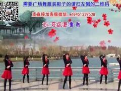 青儿广场舞《爱要有你才幸福》原创舞蹈 附正背面口令分解教学演示