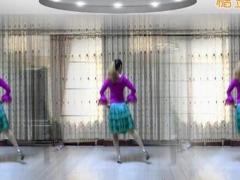 巨鹿霓裳依依广场舞《我的情书》原创舞蹈 附正背面口令分解教学演示
