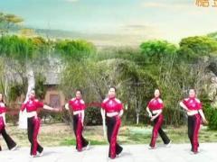 刘荣广场舞《小目标》原创舞蹈 附正背面口令分解教学演示