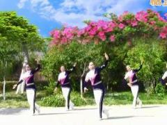 刘荣广场舞《你是上天的礼物》原创舞蹈 附正背面口令分解教学演示