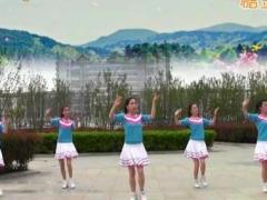刘荣广场舞《爱情美美哒》原创舞蹈 附正背面口令分解教学演示