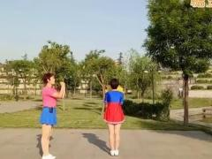 hehe+大众健身队《酷啦啦》原创活力啦啦操 附正背面口令分解教学演示