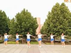 hehe+大众健身队《献给阿妈的歌》原创舞蹈 附正背面口令分解教学演示