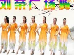刘荣广场舞《指路桃花》原创舞蹈 附正背面口令分解教学演示