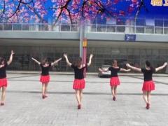 重庆叶子广场舞《爱在那老地方》原创舞蹈 附正背面口令分解教学演示