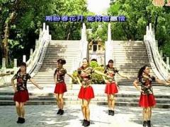 漓江飞舞广场舞《兰花草》原创水兵
