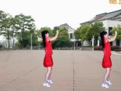太湖一莲广场舞《预约》原创入门健身舞 附正背面口令分解教学演示